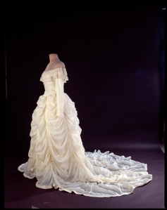 Parachute Wedding Dress