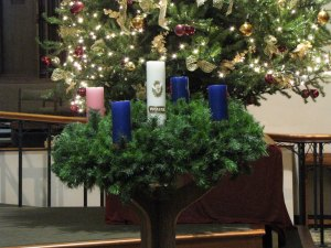 advent wreath 2