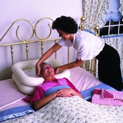 bed wash basin