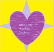 40 day logo