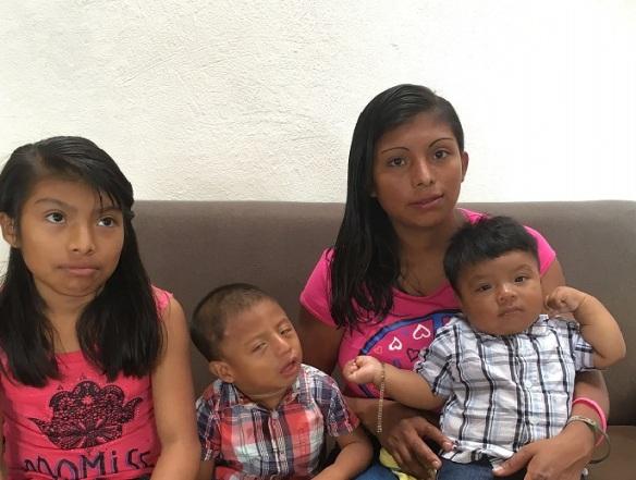 Saida's family